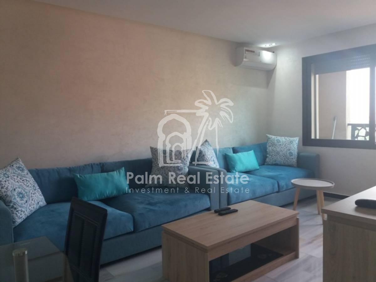 Location <strong>Appartement</strong> Marrakech Guéliz <strong>54 m2</strong>