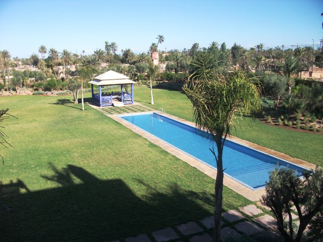 Vente <strong>Appartement</strong> Marrakech Palmeraie <strong>1200 m2</strong>