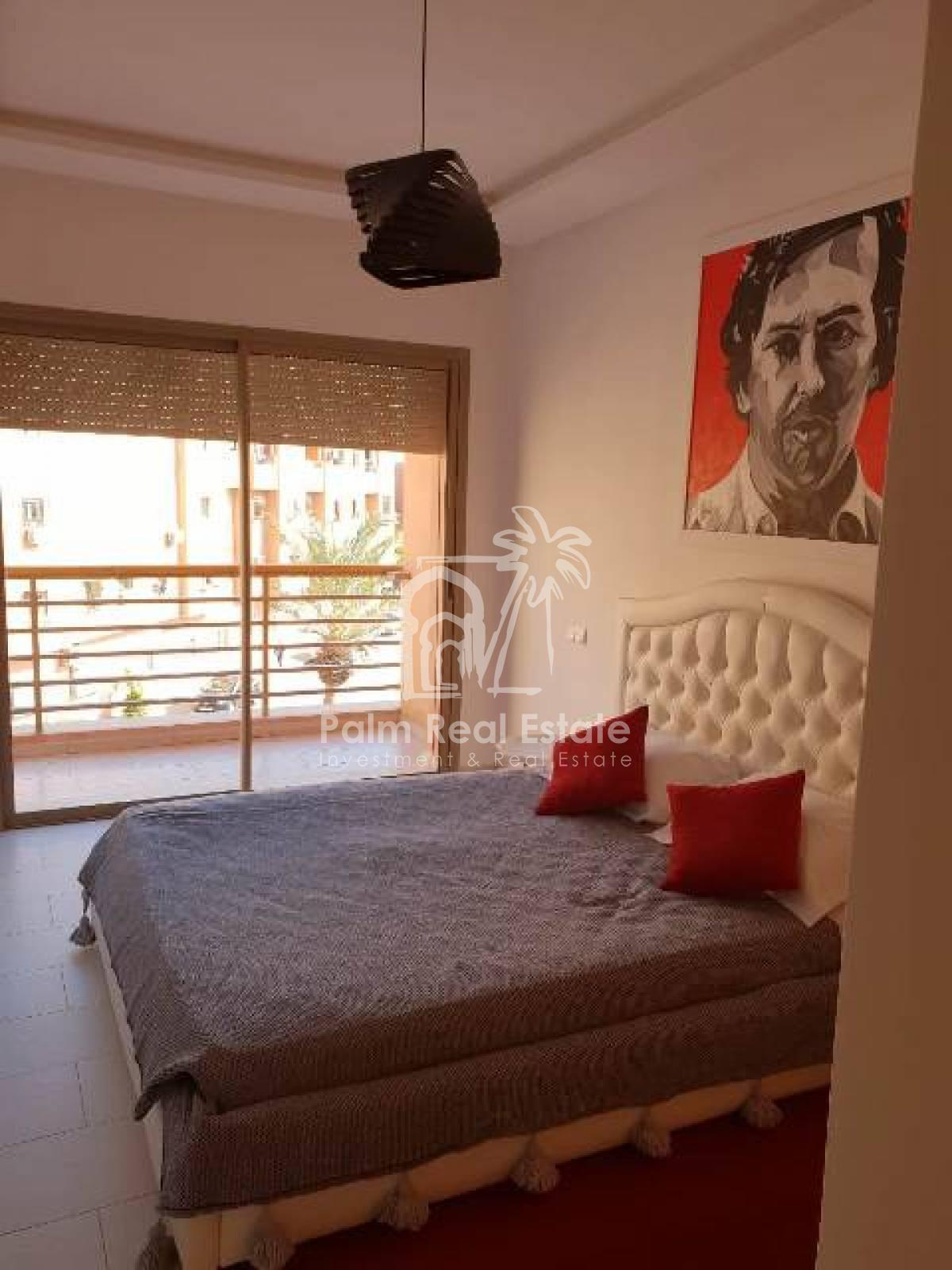Location <strong>Appartement</strong> Marrakech Semlalia <strong>57 m2</strong>