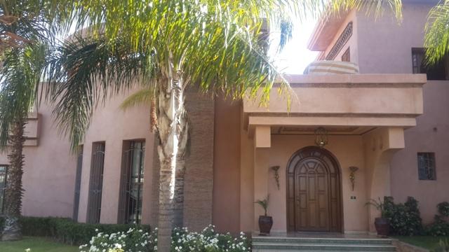 Vente <strong>Villa</strong> Marrakech Targa <strong>2150 m2</strong>