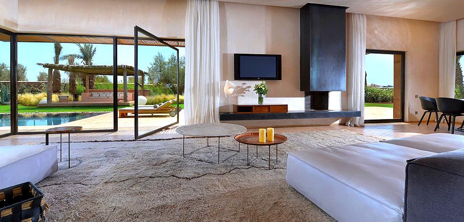 Vente <strong>Appartement</strong> Marrakech Route Amizmiz <strong>1177 m2</strong>