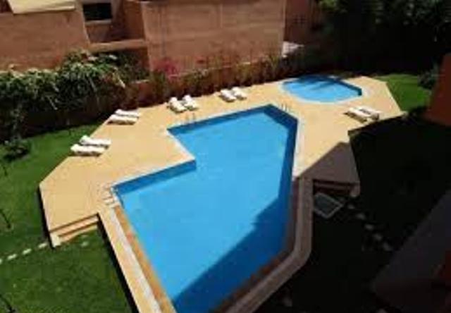 Magnifique Appartement dans une residance avec piscine