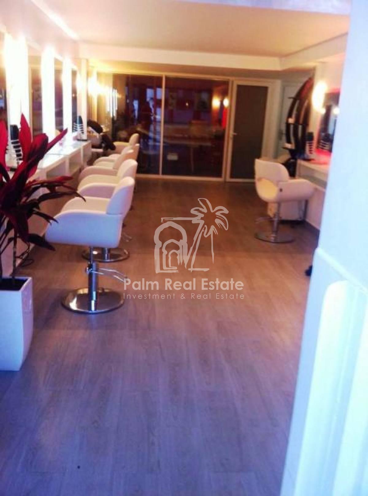 top affaire fond de commerce avec salon de coiffure pour femmes casablanca