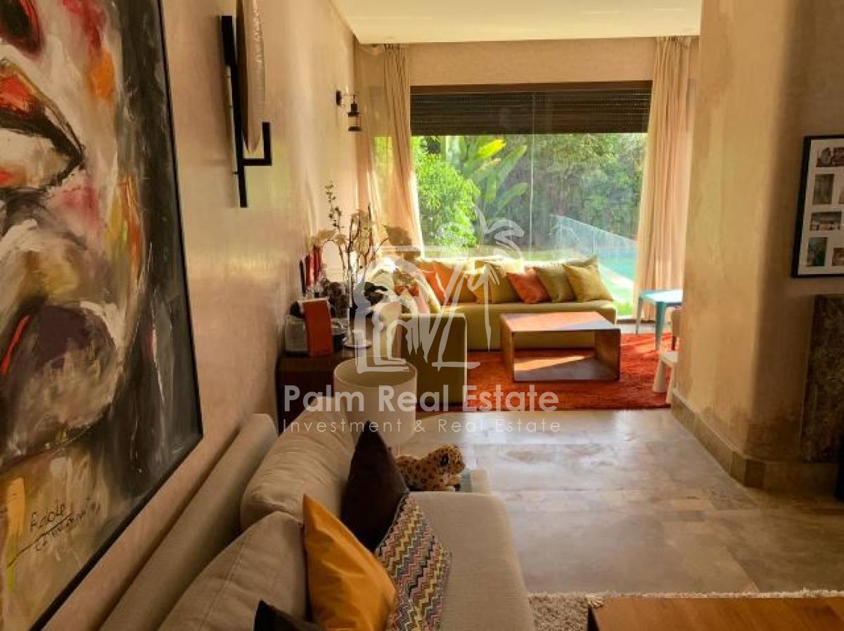 top affaire villa sur la route de l'ourika a vendre